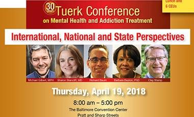 2018 Tuerk Conference Logo